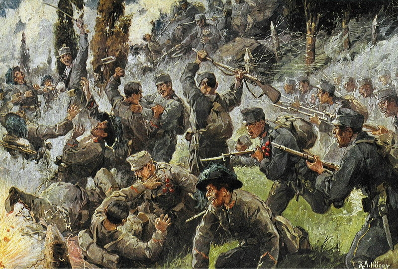 WWI Cover Image